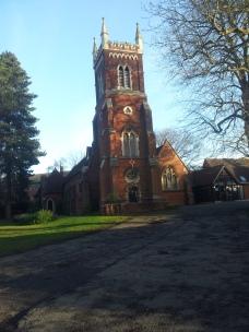 Warley Church